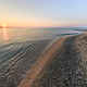 sunrise in Possidi Cape beach, Greece - PhotoDune Item for Sale