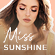 Miss Sunshine - Lifestyle & Beauty Women Blog