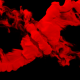 Red Smoke Ball Collision - VideoHive Item for Sale