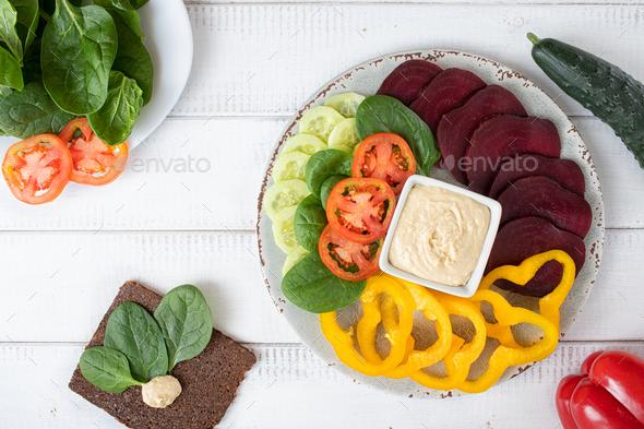 Vegan Food - Stock Photo - Images
