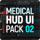Medical HUD UI Pack 02 - VideoHive Item for Sale
