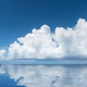 beautiful white clouds on the sea - PhotoDune Item for Sale