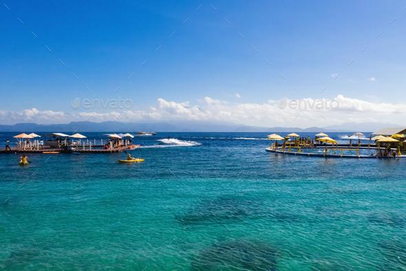 bali island landscape - Stock Photo - Images