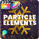 Christmas Particle Elements for Final Cut Pro - VideoHive Item for Sale