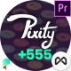 Pixity Animated Icons for Premiere Pro - VideoHive Item for Sale