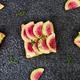 Toasts with radish - PhotoDune Item for Sale