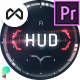 Quantum HUD and HiTech Elements for Premiere Pro