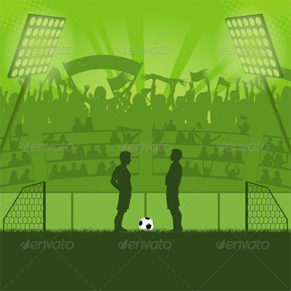 Soccer Stadium - Sports/Activity Conceptual