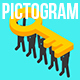 Pictogram Isometric - VideoHive Item for Sale