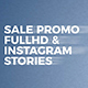 Sale Promo Stomp & Stories - VideoHive Item for Sale