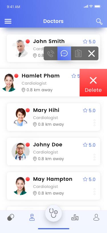 Healer React Native App Template