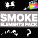 Funny Smoke Elements   Apple Motion - VideoHive Item for Sale