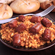 homemade bread crumbs with fried longaniza, typical of Spain - PhotoDune Item for Sale
