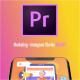 Marketing - Instagram Stories (MOGRT) - VideoHive Item for Sale