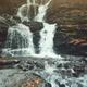 Pure wild highland waterfall creek stony ground - PhotoDune Item for Sale