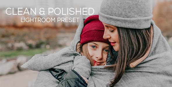 Clean Polished Lightroom Preset