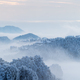 winter scenery in lushan mountain - PhotoDune Item for Sale