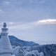 lushan mountain landscape in winter - PhotoDune Item for Sale
