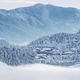 lushan mountain in winter - PhotoDune Item for Sale