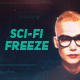 Sci-fi Freeze Movie Opener - VideoHive Item for Sale