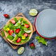 Summer salad with strawberries - PhotoDune Item for Sale