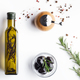 Organic olive oil with herbs concept - PhotoDune Item for Sale