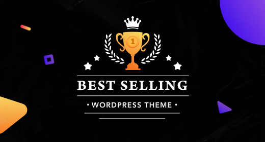 Best Selling WordPress Theme