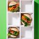 Delicious mini burgers - PhotoDune Item for Sale