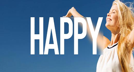 Upbeat, Happy