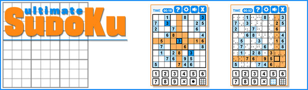 Ultimate Sudoku - HTML5 Game by codethislab | CodeCanyon
