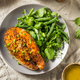 Homemade Organic Salmon Steak - PhotoDune Item for Sale
