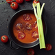 Mix with tomato sauce and tomatoes with spices - PhotoDune Item for Sale