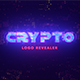 Crypto Logo Reveal - VideoHive Item for Sale