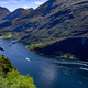 Geiranger fjord, Beautiful Nature Norway. - PhotoDune Item for Sale