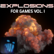 Explosions for Games I - VideoHive Item for Sale