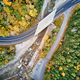 Scenic winding highway in autumn - PhotoDune Item for Sale