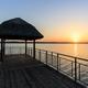 sunet over lake - PhotoDune Item for Sale