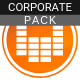 Confident Successful & Uplifting Corporate Pack