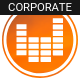 Corporate Upbeat and Uplifting