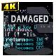 Damaged Monitor HUD - VideoHive Item for Sale