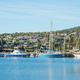 Boats at St Helens, Tasmania - PhotoDune Item for Sale