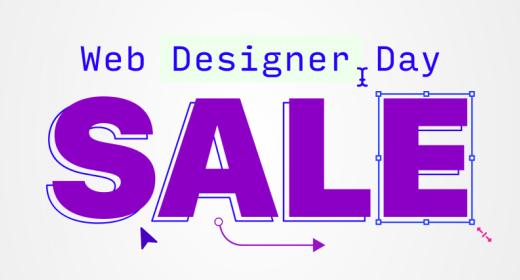 Web Designer Sale
