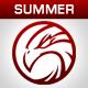 Summer Fun Energetic Pop Tropical