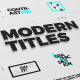 Just Type | Modern Titles - VideoHive Item for Sale