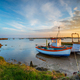 Fishing boats at Slaughden Quay - PhotoDune Item for Sale