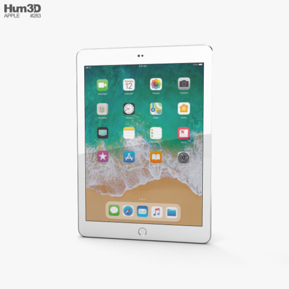 Apple iPad 9.7-inch (2018) Silver