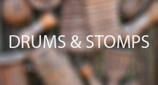 Drums & Stomps by PillowProductions