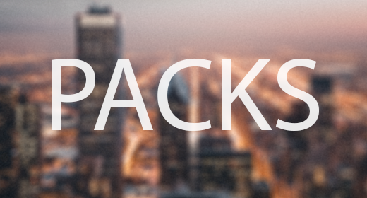 Packs by PillowProductions
