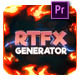 RTFX Generator for Premiere Pro [1000 Flash FX elements] - VideoHive Item for Sale