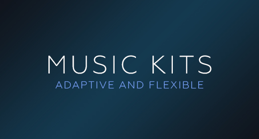 Music Kits (adaptive and flexible)
